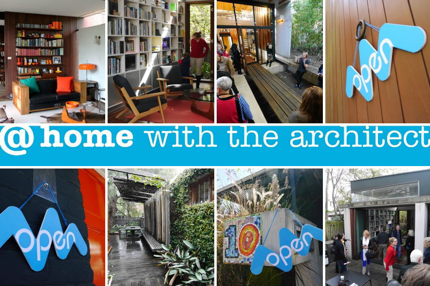At Home with the Architect